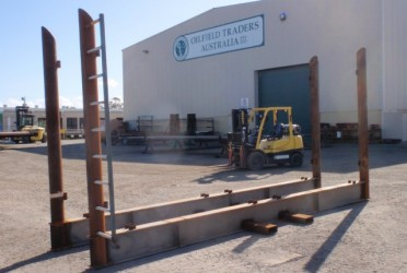Oilfield Traders warehouse