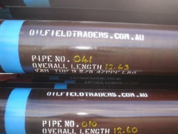 pipe measurements