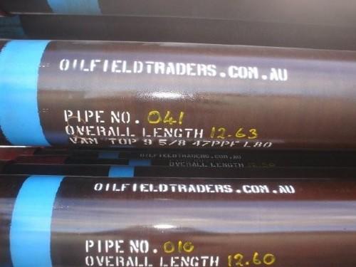 pipe measurements